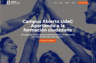 Campus Abierto UdeC habilita cursos gratuitos en Educación y SARS-CoV-2